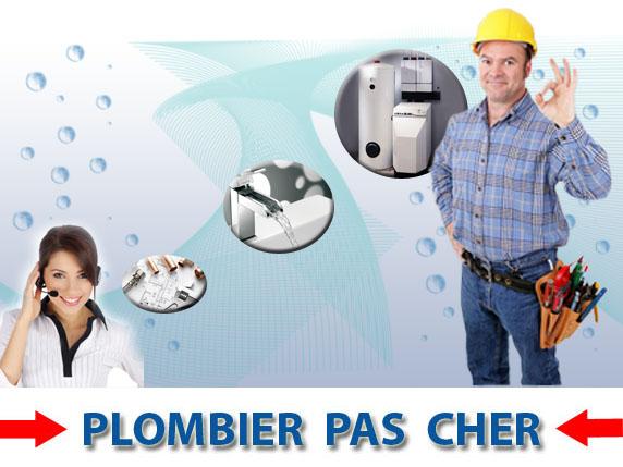 Assainissement Canalisation Nanteuil-lès-Meaux 77100