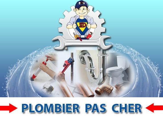 Entreprise de Debouchage Génicourt 95650