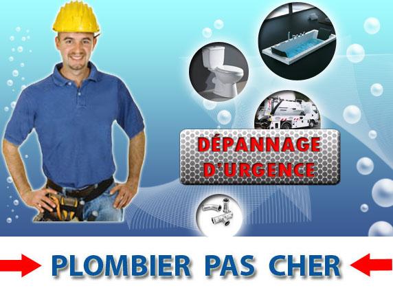 Entreprise de Debouchage Le Bourget 93350