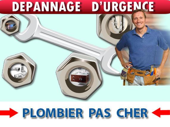 Evacuation Bouchée Fontenay-Mauvoisin 78200